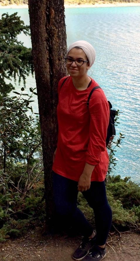 Author Aicha Lasfar reclaims her identity as a Nature loving biracial Canadian Muslim woman.