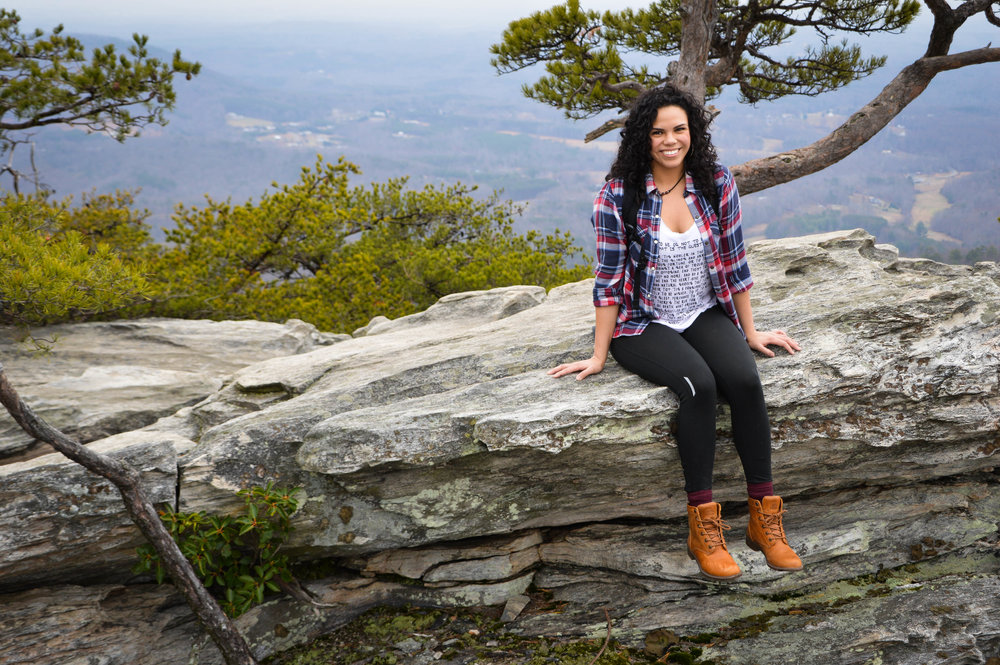 Hanging Rock State Park- Danbury, North Carolina