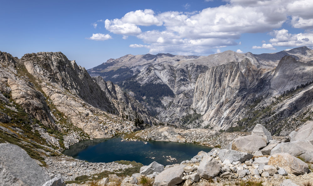 Photo of Hamilton Lake, Sequoia National Park.  iStock Photo.
