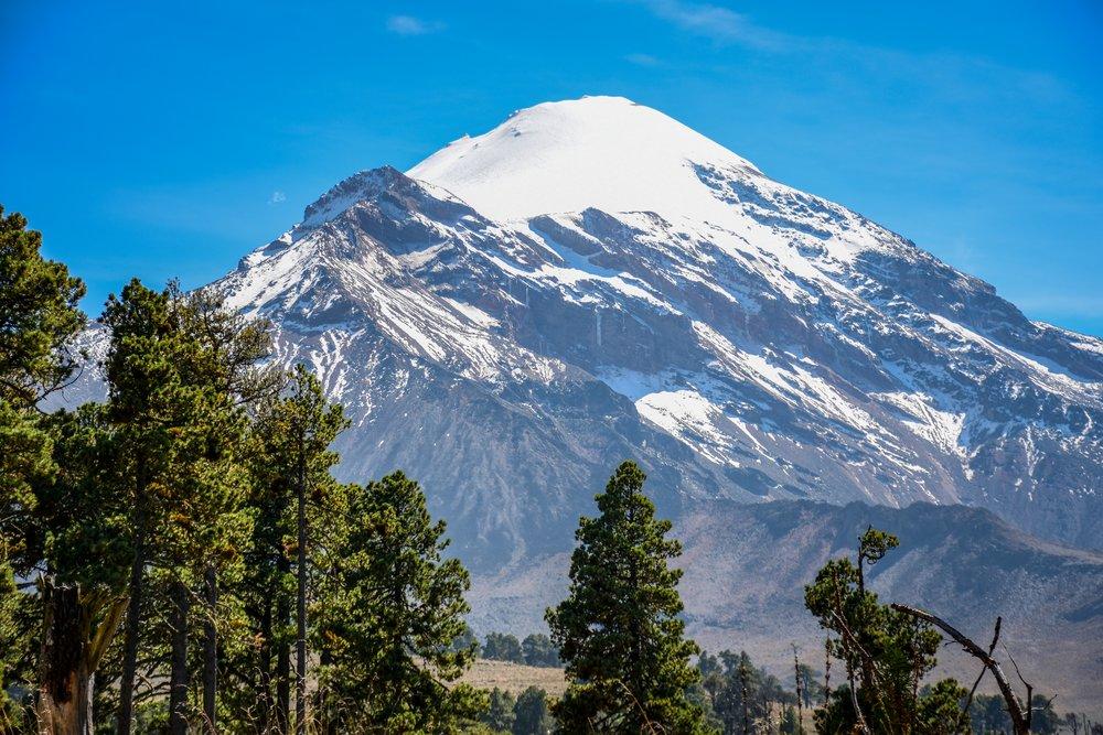 Photo Credit: Rebecca Ross (views of Pico de Orizaba)