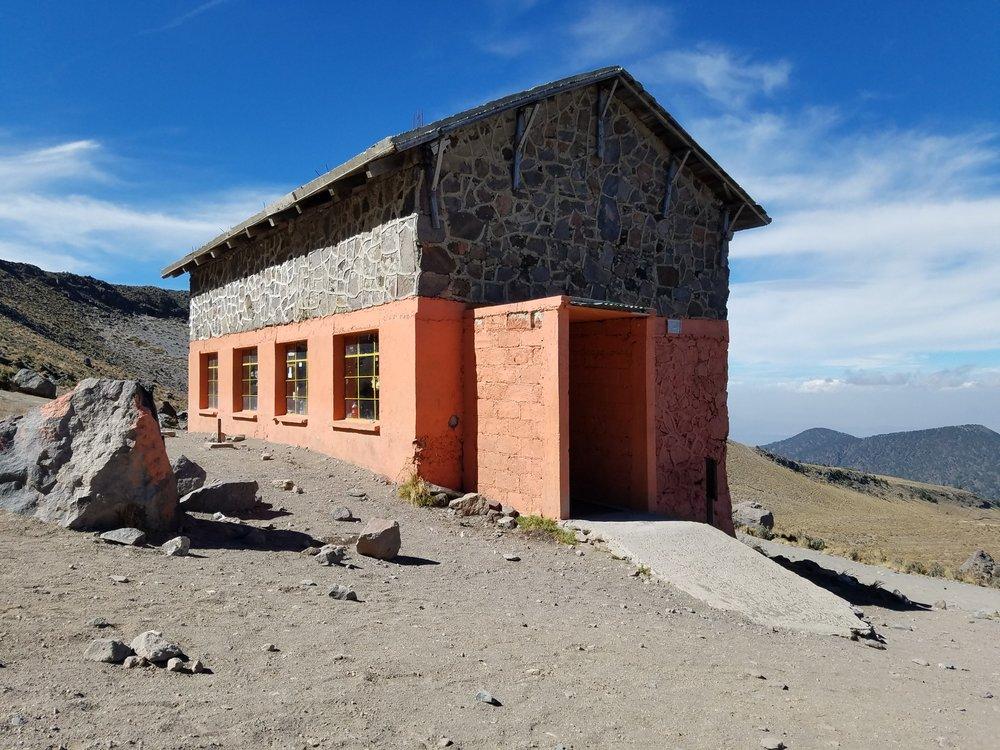 Photo Credit: Rebecca Ross (Piedra Grande Hut - basecamp)