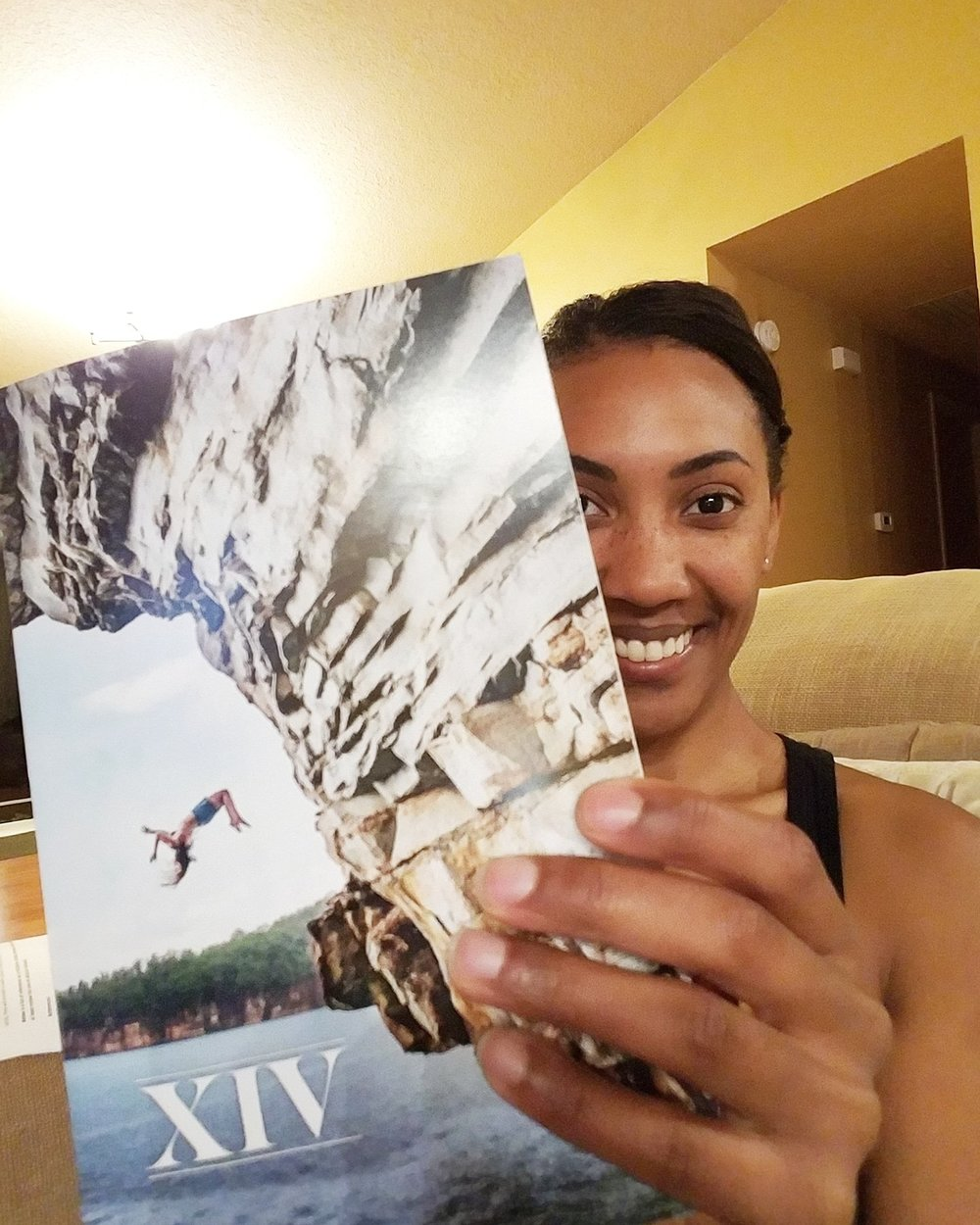 Rebecca published Climbing Zine.JPG