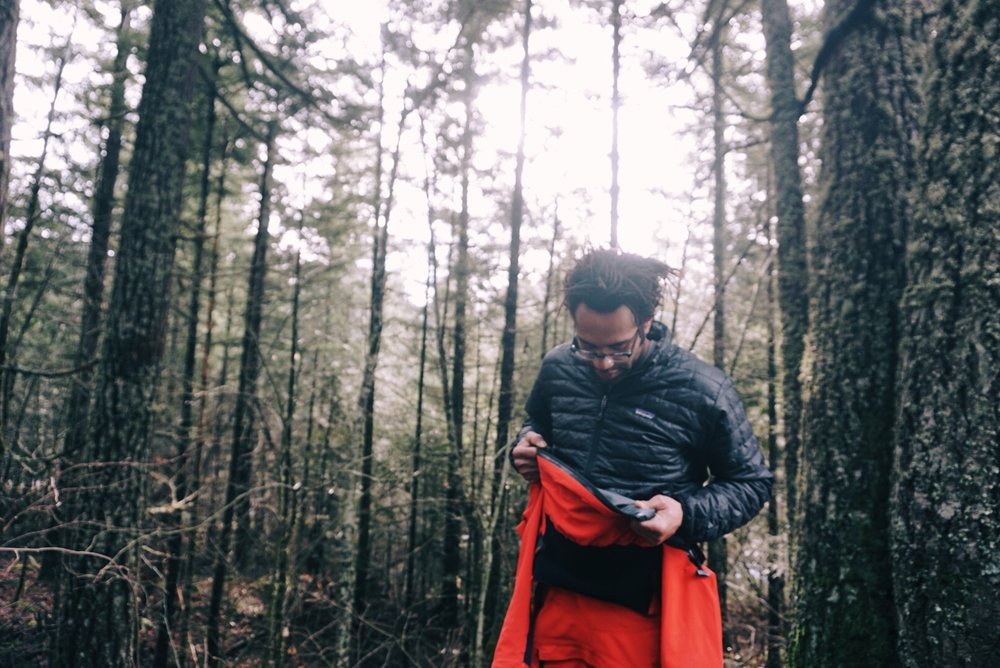 I tested the Patagonia Nano Puff on several whitewater kayaking trips by wearing it as a baselayer underneath my dry suit.  Photo courtesy of Adam Edwards