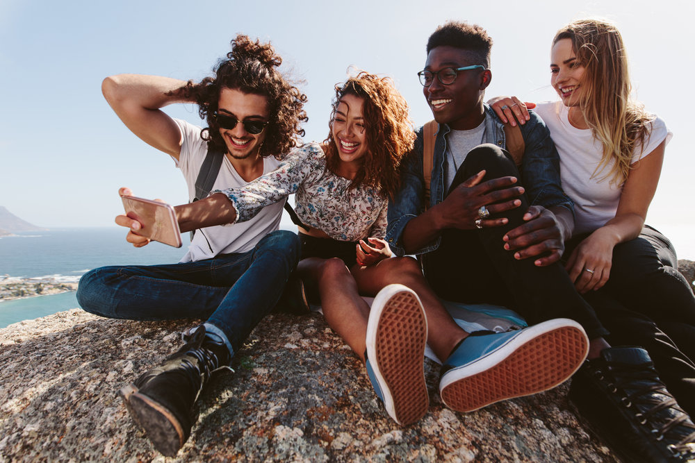 It Just Wont Stop But At Least Well >> 7 Reasons Why Your Outdoor Friends Are Not Good Allies Melanin