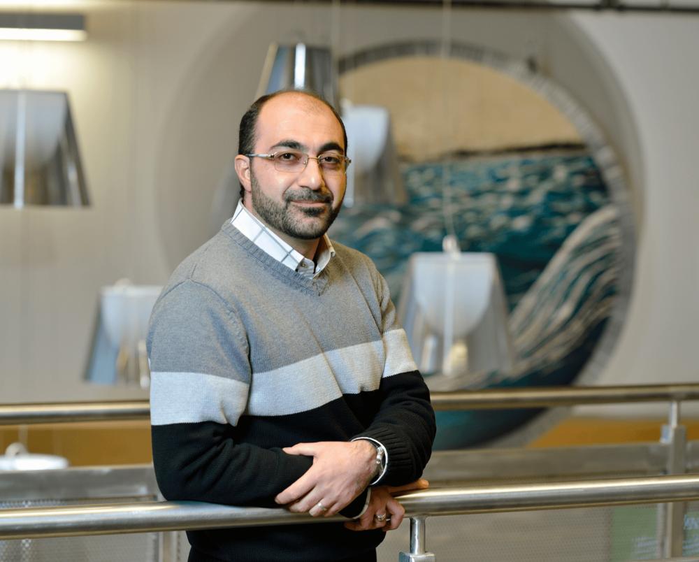Hussein Ibrahim: Directeur