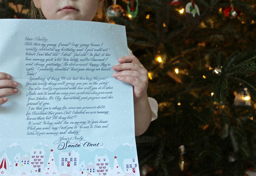 Hadley's letter.