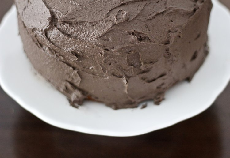 The Birthday Cake Anyone Can Make Really Paiges Of Gray
