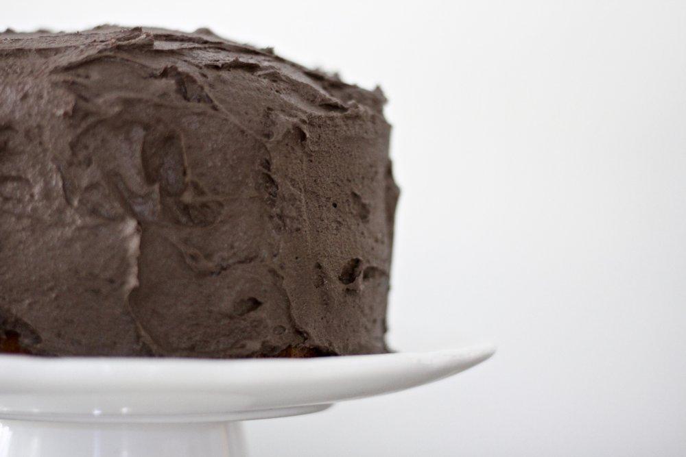 Classic Birthday Cake -