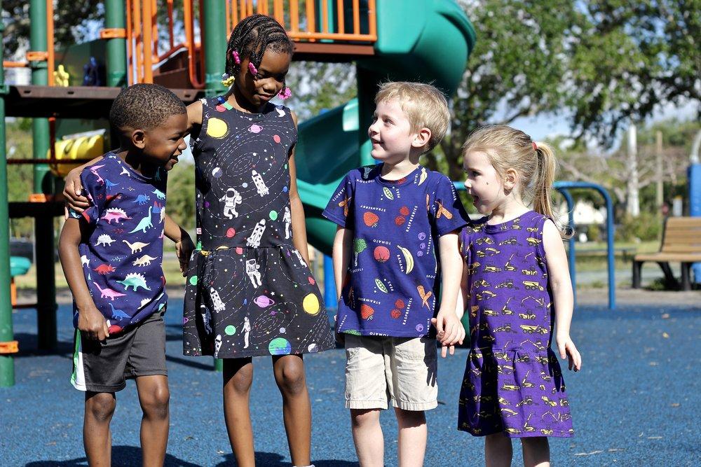 Clothing c/o  Mitz Kids