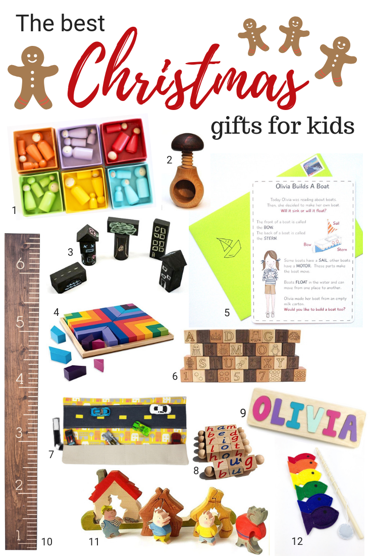 The Best Screen-Free Gifts for Children. This post may contain affiliate links. Please see my full  disclosure policy  for details.