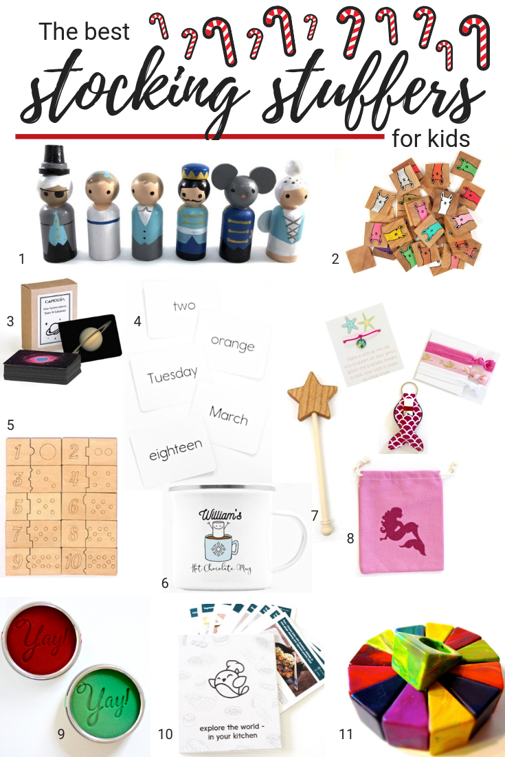 Stocking stuffers for kids. This post may contain affiliate links. Please see my full  disclosure policy  for details.