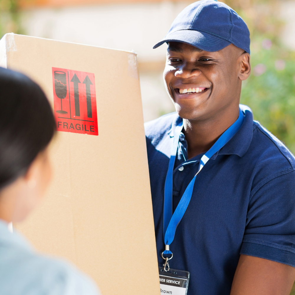 best delivery service Atlanta