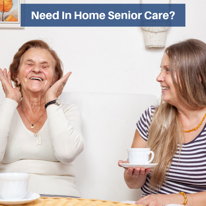 Need In Home Senior Care