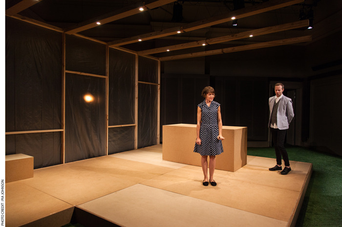 DREAM HOME  by Emilie Collyer, directed by Luke Kerridge. Image by Pia Johnson.
