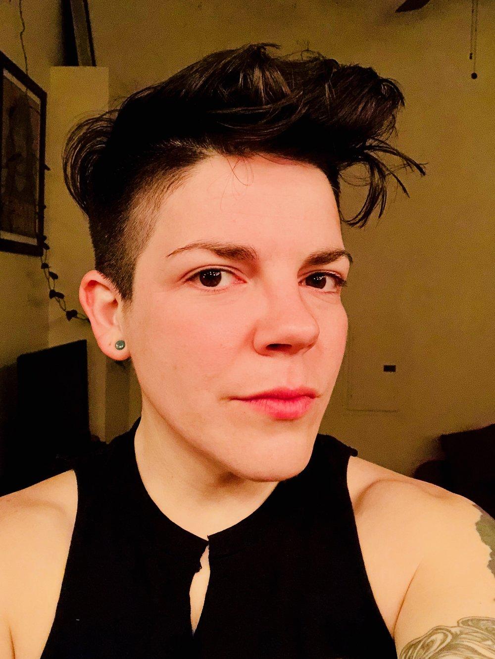 Danielle Capwell   Creative Mindset/Life Coach, Albany NY