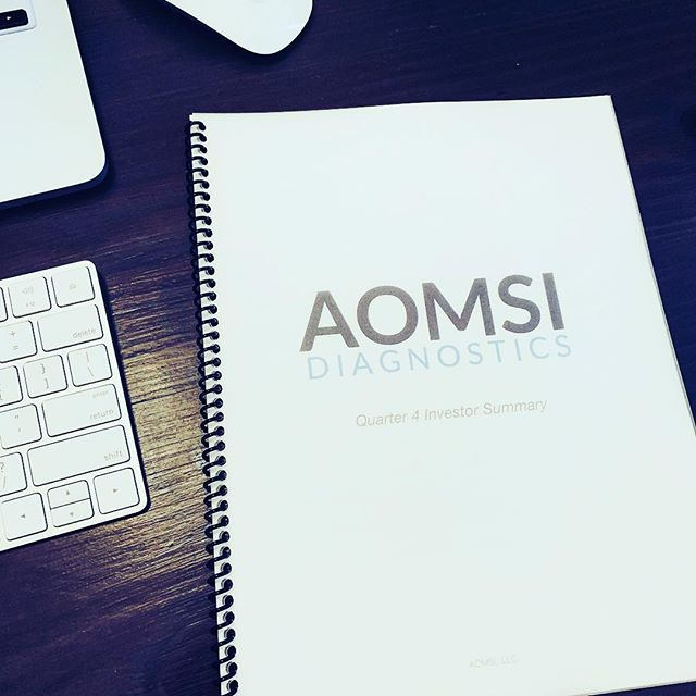 1st quarter in the books for PivotBay's first startup launch- AOMSI Diagnostics!! Lots of time, effort and energy  soon to pay off BIG in 2019! . . . . .  #entrepeneurlifestyle #entrepeneurslife #entrepeneurspirit #entrepeneurofinstagram #startup #startuplife #startups #startupbusiness #startupgrind #startuplifestyle #startupcompany #startupnation #consulting #consultinglife #businessconsulting  #socialmediaconsulting #consultingservices #consultingfirm #consultingagency #consultinggroup #consultingcompany #consultinglifestyle #marketing #marketingdigital #marketingtips #marketingonline #marketingstrategy #marketing101 #marketingagency #marketingplan