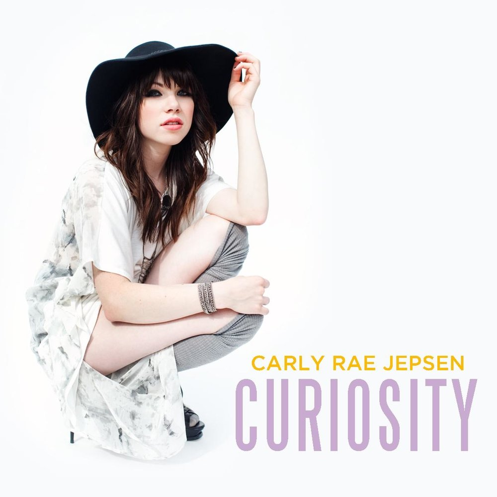 Copy of Carly Rae Jepsen - CURIOSITY