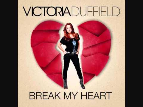 Copy of Victoria Duffield - BREAK MY HEART