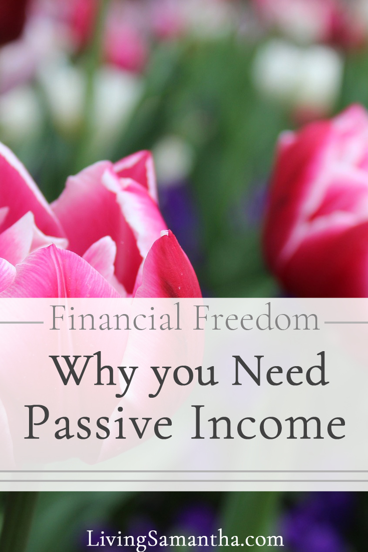 How much happier would you be if you didn't have to stress about money? Learn how to achieve financial freedom through passive income streams.