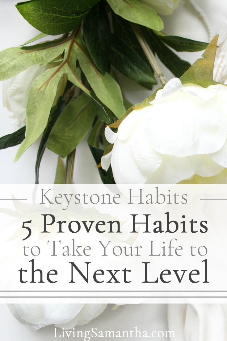 These proven habits produce many more positive life changes. It is powerfully beneficial to add these 5 habits to your morning routine.