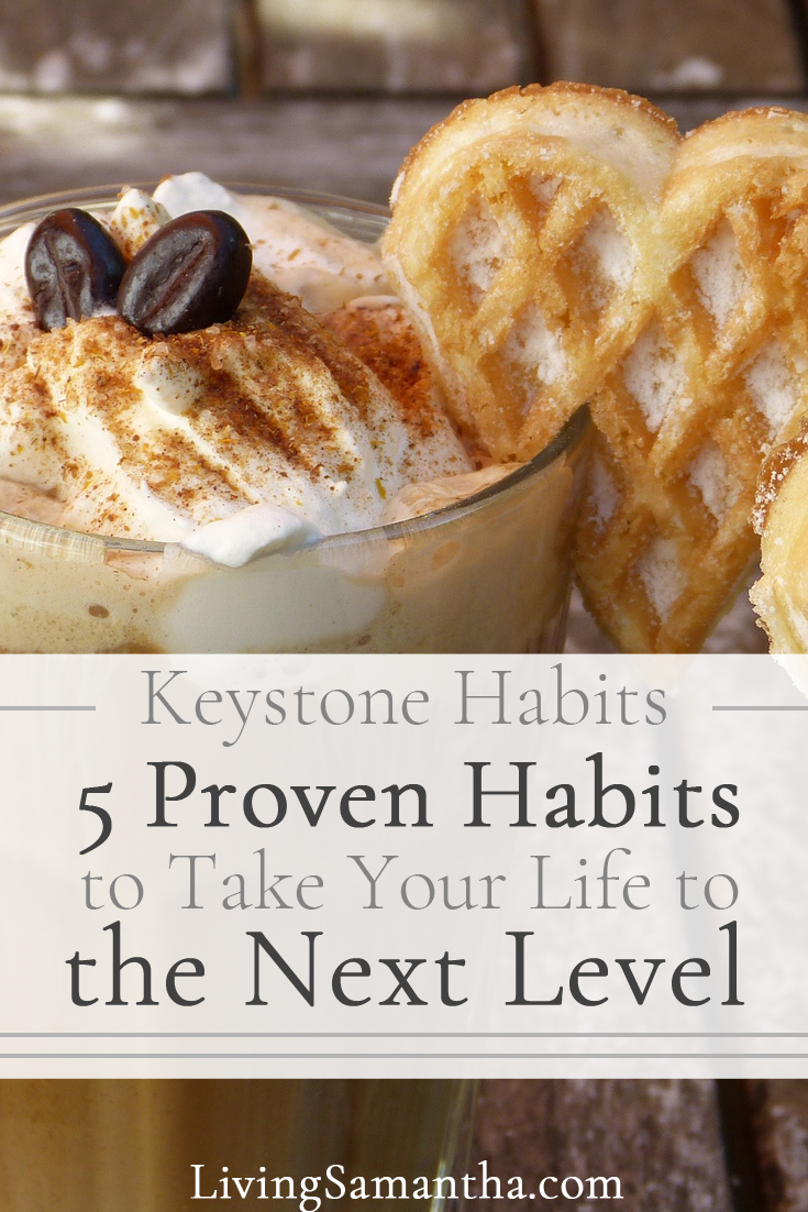 Adding these 5 keystone habits to your morning routine will create enourmous value. You will see a positive change in your productivity, energy, and happiness levels.