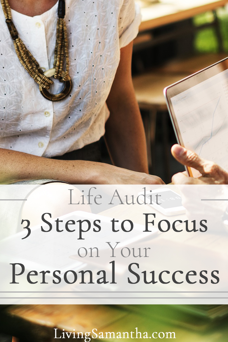 Find out now how a Life Audit can help focus your life. Live your best life by regularly evaluating your personal mission statement. Stay on the correct path to your own success.
