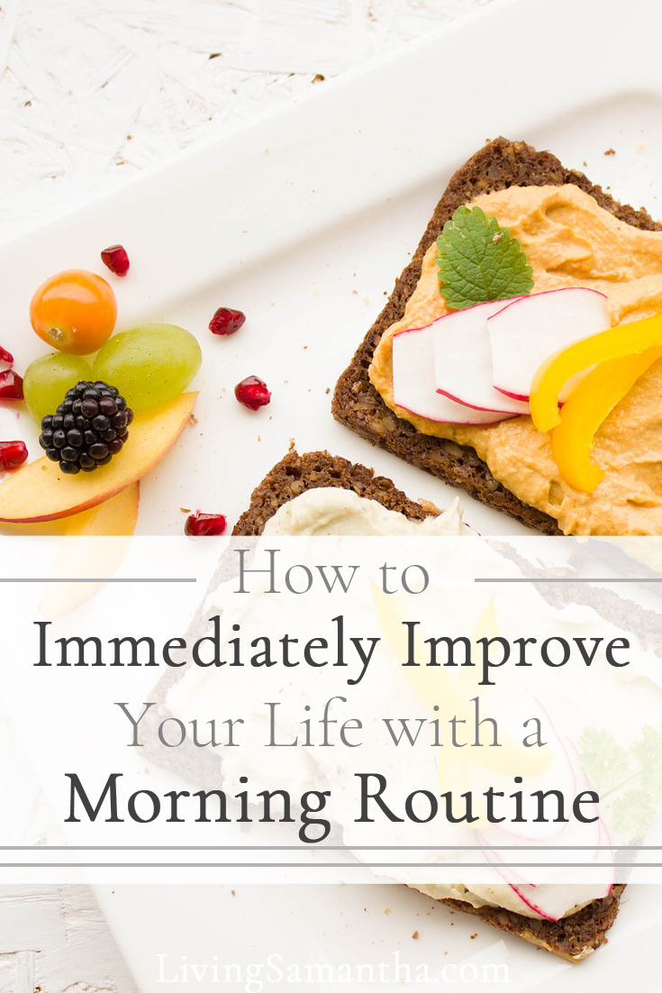 Morning routines are something the super wealthy and successful people have. Start adding these 5 habits to your morning routine and immediately improve your life.