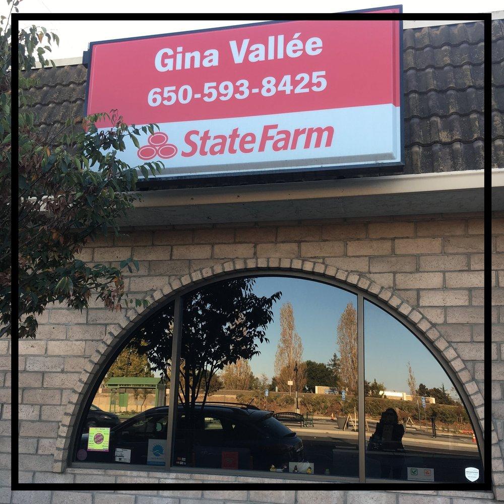State Farm Insurance   Gina Vallee  638 El Camino Real San Carlos,CA 94070