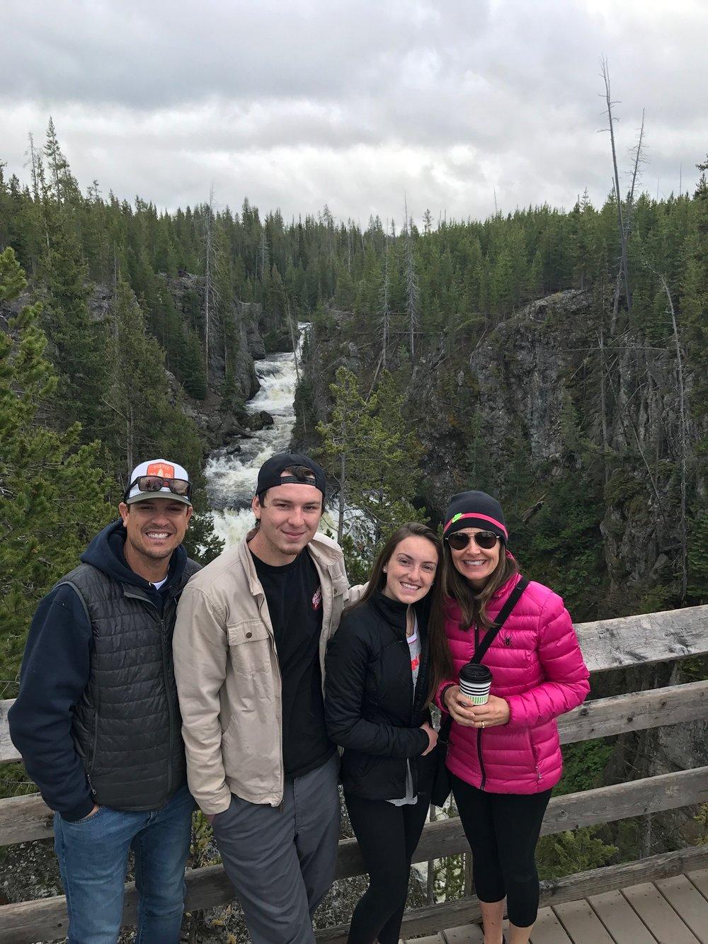 Yellowstone National Park, 2017