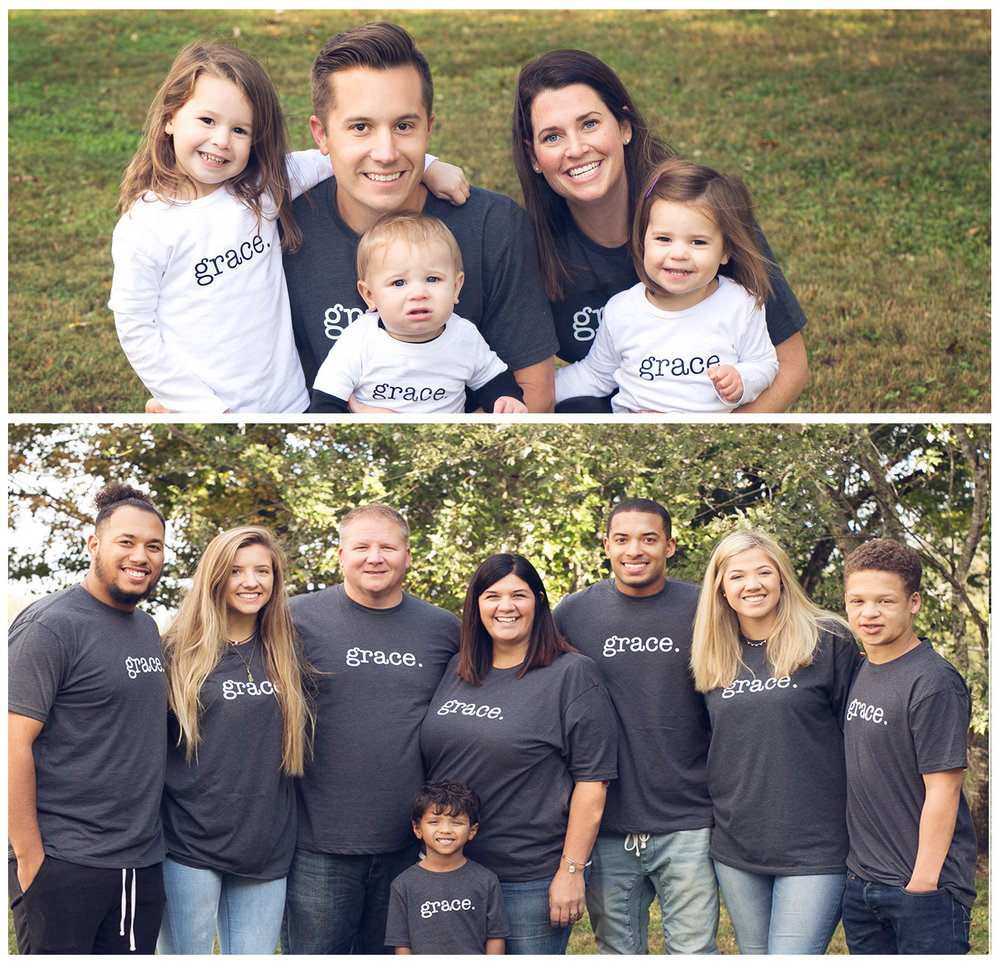 Two Families  - One Purpose