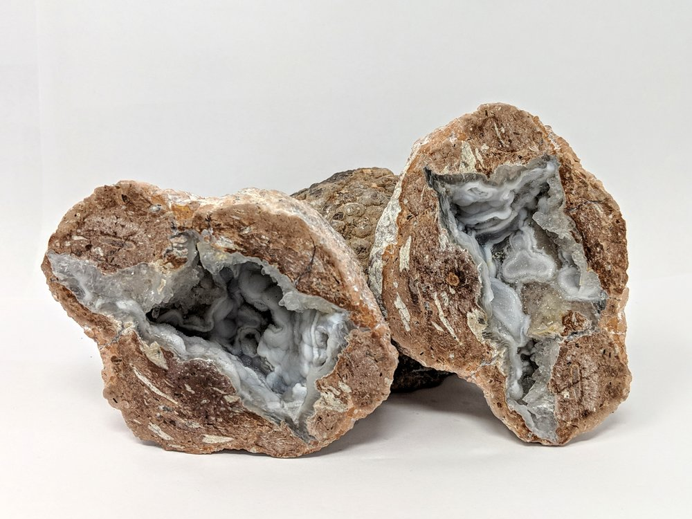 sonora crystal mexican geode