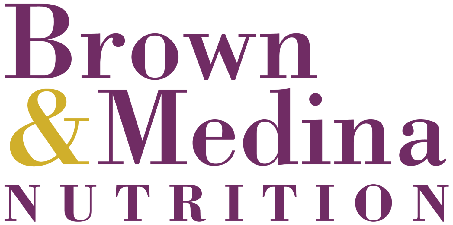 Brown & Medina Nutrition