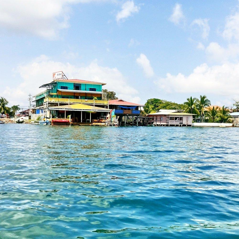 Bocas Town, Panama, Caribbean Sea