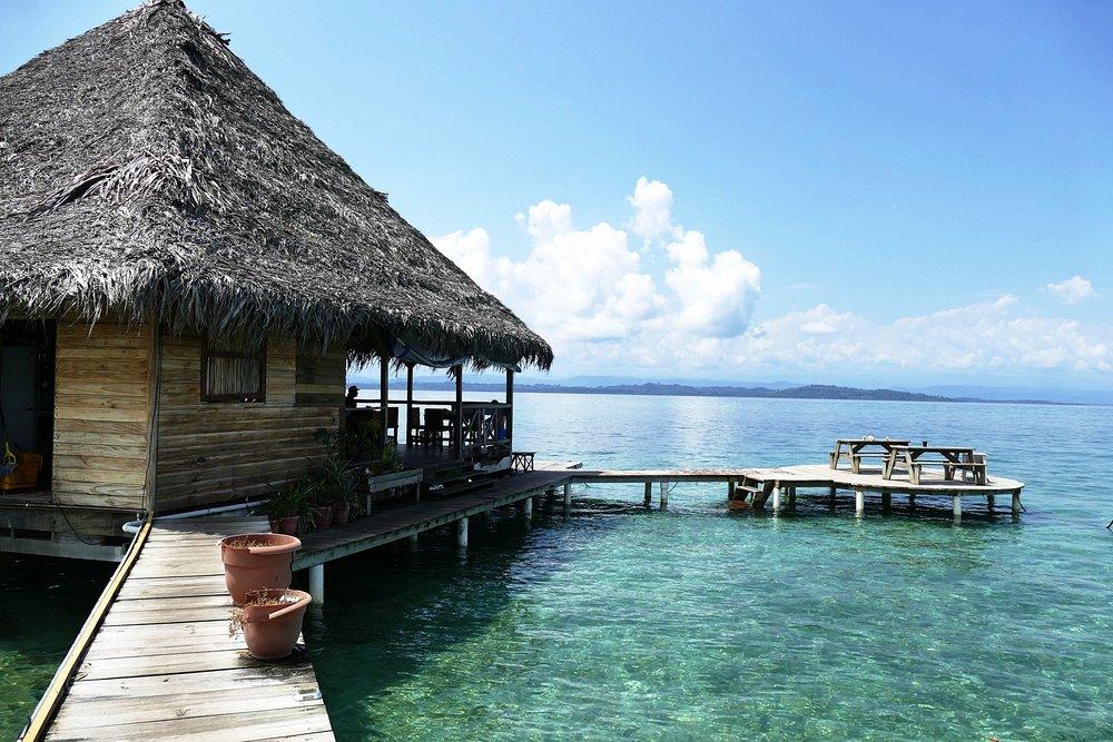 The Blue Coconut, Solarte, Bocas del Toro
