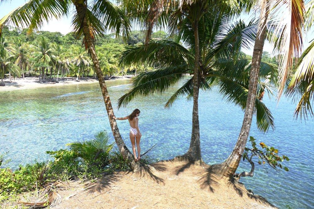 Isla Carenero, Bocas del Toro, Panama