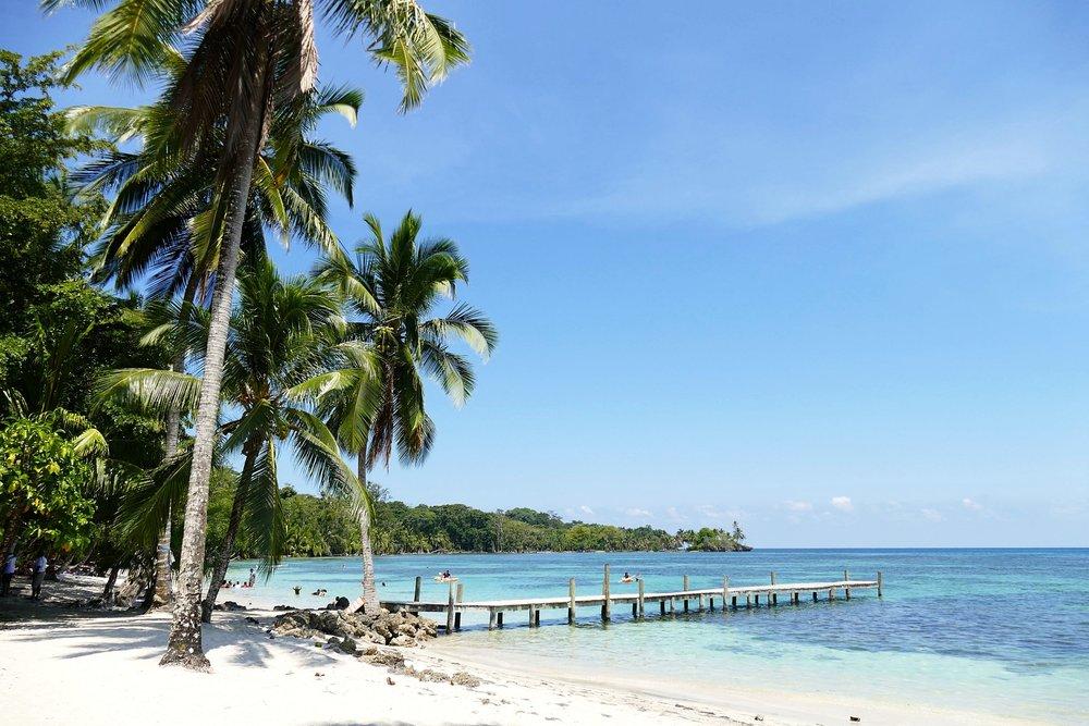 Carenero, Bocas del Toro, Panama