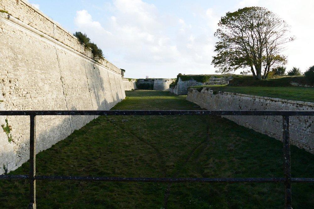 Remparts Vauban Saint-Martin de Ré