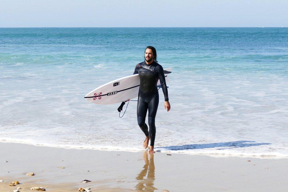 Planche GO FISH Machado Surfboard