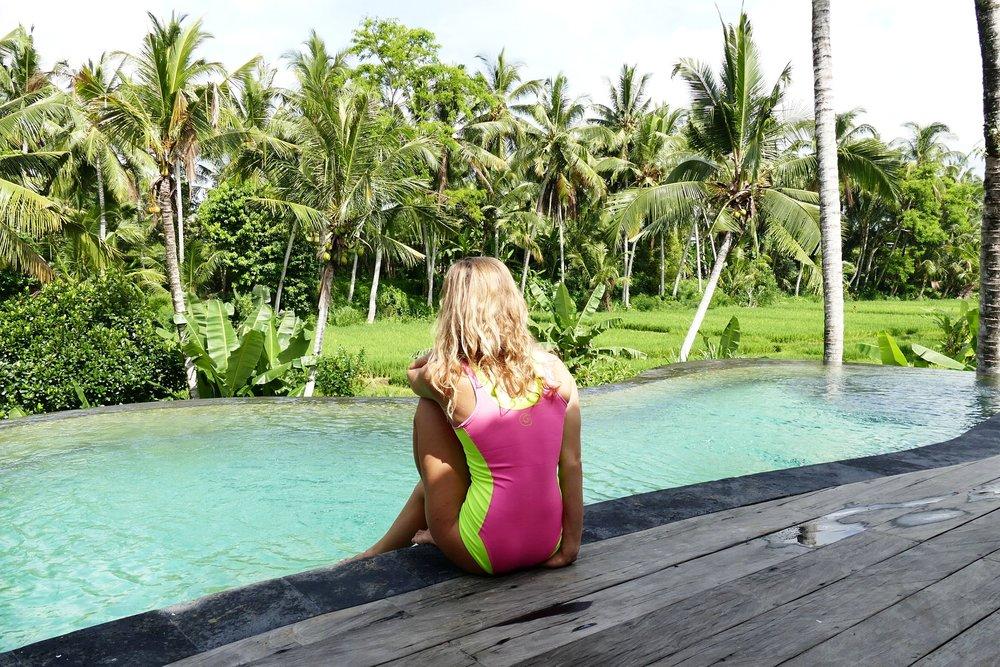 Swimming Pool Calma Ubud