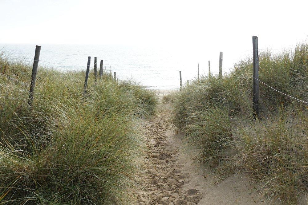 Plage de l'Ile de Ré, Charente Maritime