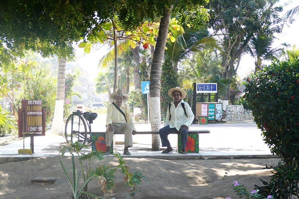 Zicatela, Puerto Escondido, Mexique