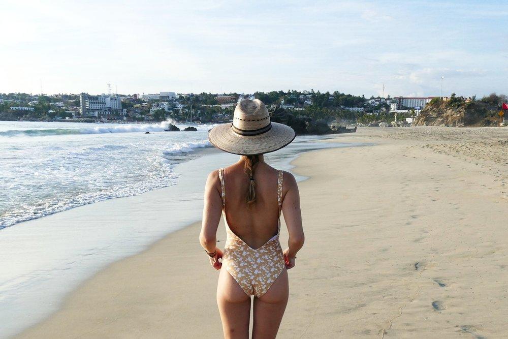 Playa Zicatela -