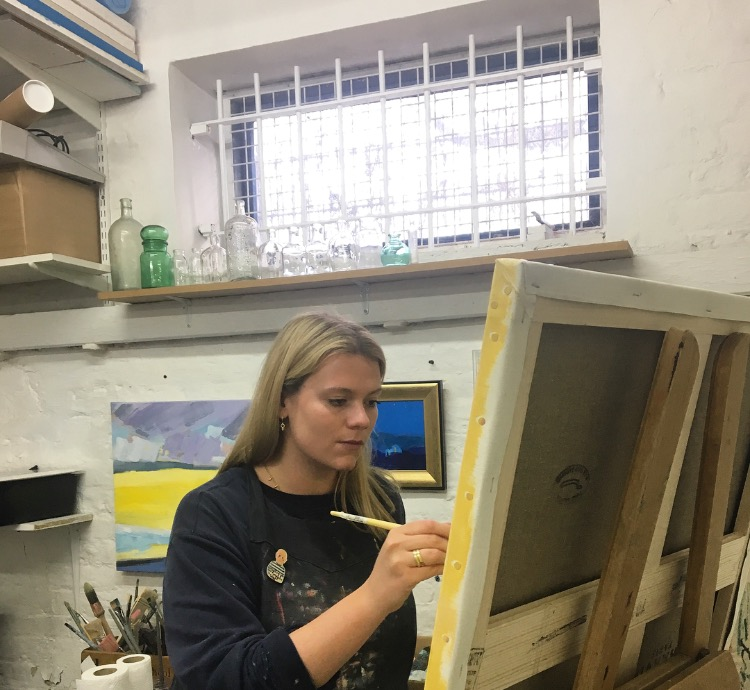 Emily Thornton - Artist