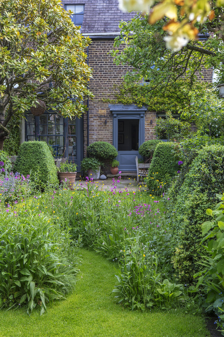 Interview with Butter Wakefield, Garden Designer  A Little Bird  May 2018