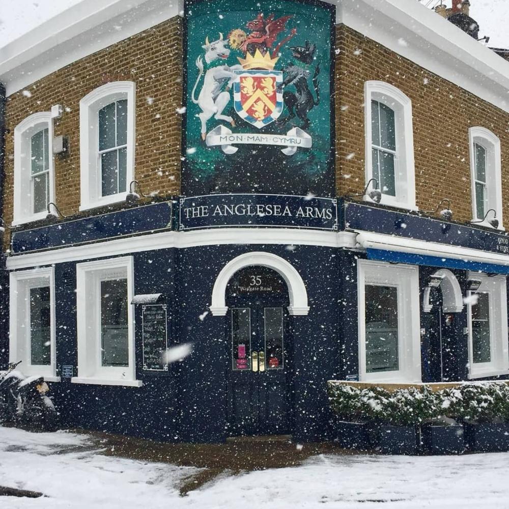Winter Walks and Pubs with Fires,  A Little Bird , December 2018