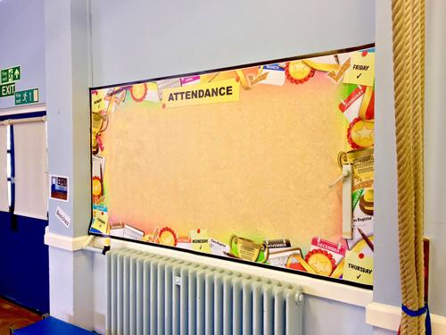 Attendance Display