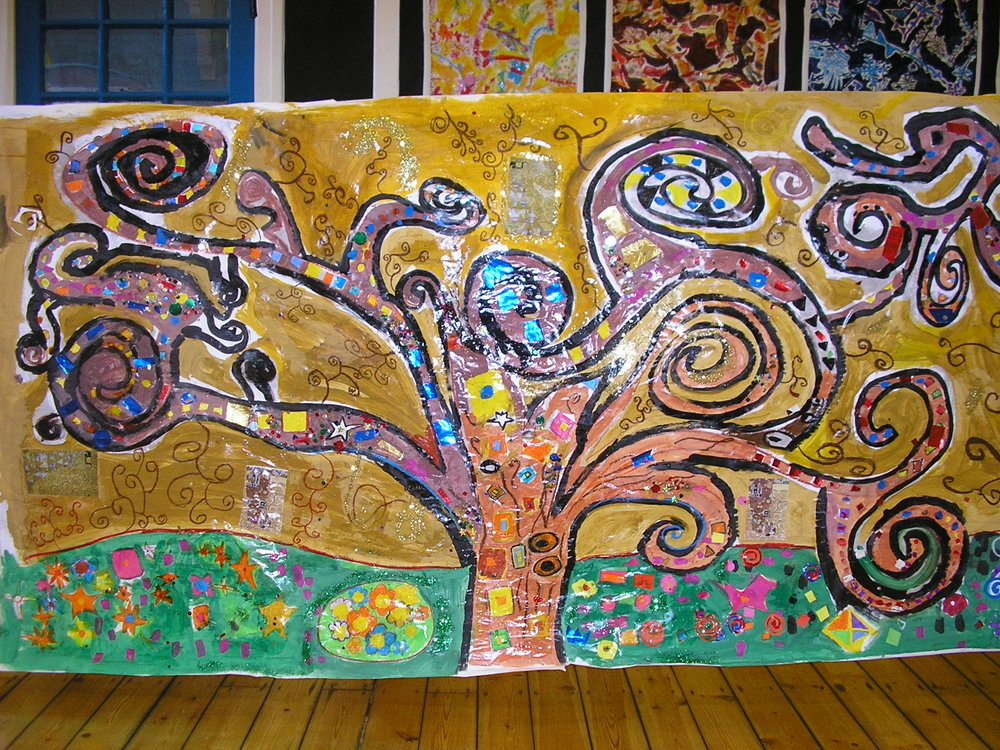 Klimt Tree