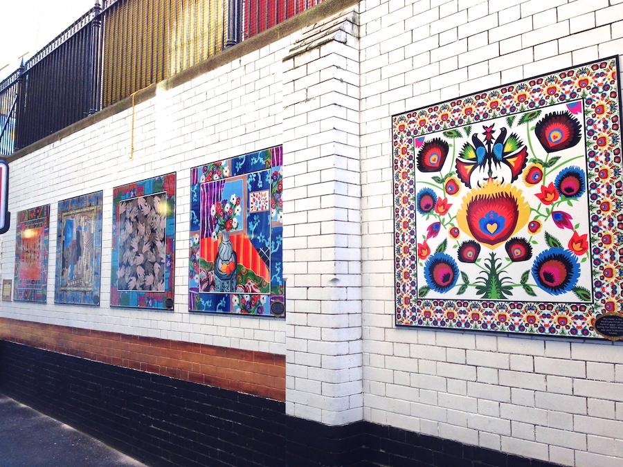 Outdoor Artist Gallery