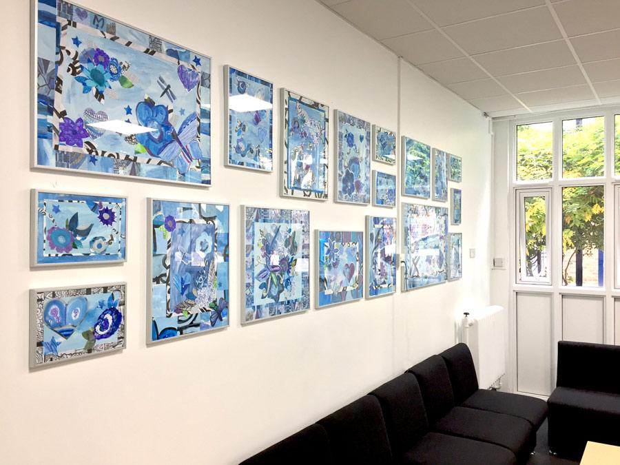 Staff Room Art
