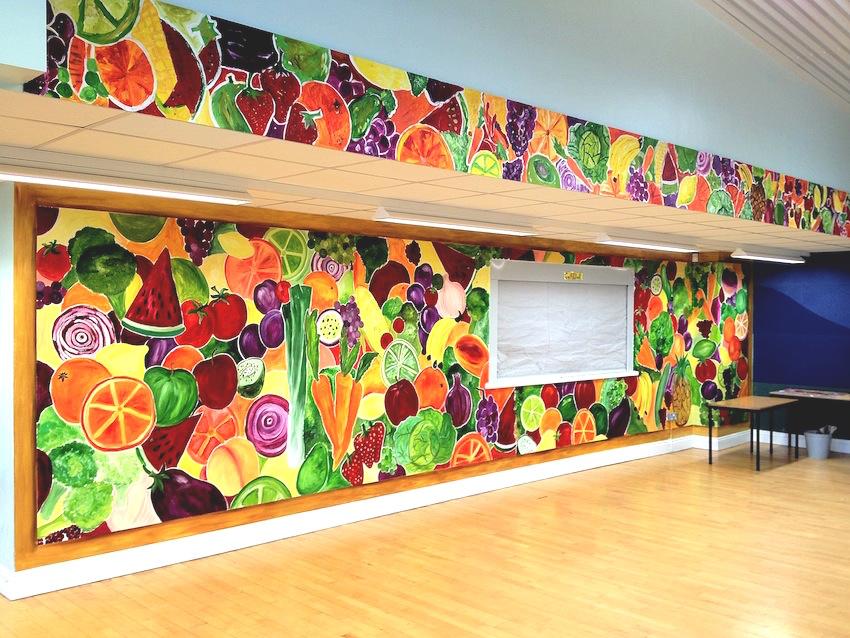 Tutti Frutti Dining Hall